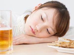 疲れた女性イメージ2